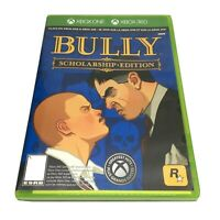 Bully: Scholarship Edition (Microsoft Xbox 360 and Xbox One, 2017) with map