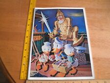 Graphic Gallery 6 comic magazine Carl Barks art 1976 Frazetta Kirby Russ Cochran