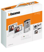 BTICINO 364622 KIT VIDEOCITOFONICO BIFAMILIARE CLASSE 100V16B