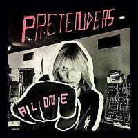 THE PRETENDERS - ALONE   CD NEW+