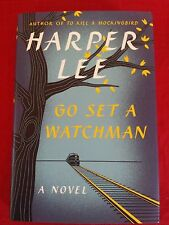 HARPER LEE GO SET A WATCHMAN STATED 1st EDITION 1ST PRINTING HC/DJ