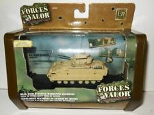Diecast Model Army US M3a2 Forces of Valor Baghdad 2003 Tank Bradley 1 72
