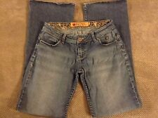 APPLE BOTTOMS ~ STRAIGHTLEG STRETCH ~ Size 7/8 / Actual 27x33 - GREAT CONDITION!