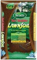 Scotts 79551750 Turf Builder Lawn Soil, 1 Cu Ft