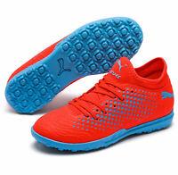 Puma JR Future 19.4 TT-Red Blast/Blue
