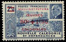 WALLIS et FUTUNA B8A (Mi144) - Vichy Colonial Development Fund (pf25575)