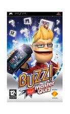 Buzz Master Quiz (Sony PSP, 2010)