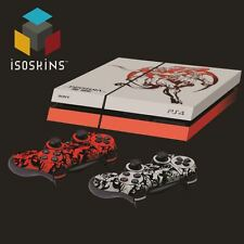 Isoskin ® Dissidia chaos Dieu de discorde silver playstation 4 (PS4) peau Decal