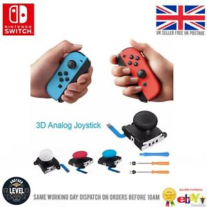 Analog Thumb Stick joystick Replacement for Nintendo Switch Joy Con Controller