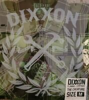 DIXXON FLANNEL CO. THE CREATURE Mens Medium Brand New In Package