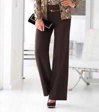 Pantalón largo de vestir mujer tiro alto mujer - 115203