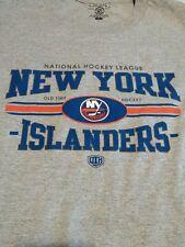 New York Islanders Tee Shirt Size XL Old Time Hockey NHL