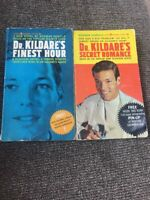 DR. KILDARE'S SECRET ROMANCE and FINEST HOUR by Norman Daniels Paperback