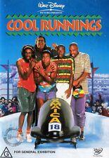 COOL RUNNINGS : NEW DVD