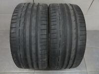 2x Sommerreifen Bridgestone Potenza S001 * RSC 245/35 R18 88Y RunFlat / DOT xx17