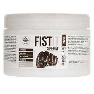 Fist it Lubricant Anal Gel Sex Toy Lube Numb Relax Cool Thick Glide Silicone Bum