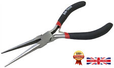 Am-Tech Mini Extra Long Nose Plier With Spring - B3187