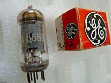6661 6BH6 GE blanc impression nouvelle vieux Stock Valve électronique Tube 1 pc M17D