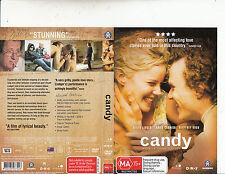 Candy-2005-Heath Ledger-Australia Movie-DVD