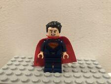 Lego Superman Minifigure From Batman Vs. Superman Clash Of The Heroes 75044
