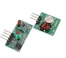 Modulo Ricevitore e trasmettitore wireless 433Mhz RF DC 5V  Arduino pic shield