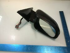 10-15 Jaguar XF Exterior Front Right Door Rear View Mirror OEM E