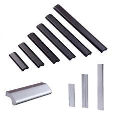 Aluminium Möbelgriffe Kleiderschrank Möbelknopf Schrankgriffe Schubladengriffe