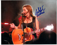 "Gretchen Wilson Singer Signed Autograph 8""x10"" Photo"