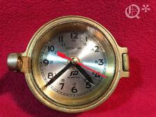 Vintage Nautical Plastimo Clock