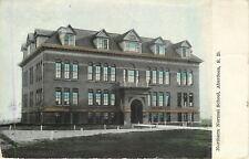 Aberdeen South Dakota~8 Dormers~Northern Normal School~1910 Postcard