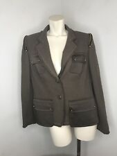 NWT ESCADA COUTURE Oak Jacket EUC $1550