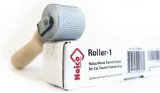 Metal Barrel Roller Tool for Automotive Sound Deadening Insulation Materials