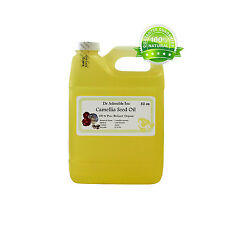 32 OZ ORGANIC CAMELLIA SEED CARRIER OIL PURE COLD PRESSED