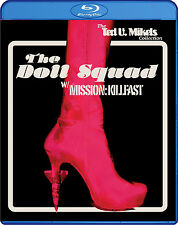 THE DOLL SQUAD (new Blu-ray/DVD direct from Vinegar Syndrome)