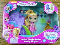 LEAH'S Teenie Genies Vanity Playset from Shimmer and Shine