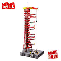 Building Blocks Set NASA Apollo Saturn V Tower Mk I for 21309/92176 Bricks Toys