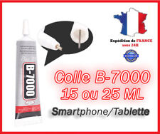 COLLE-GLUE-ADHÉSIF/B-7000/ 15-25ML  CHÂSSIS SMARTPHONE TABLETTE IPHONE SAMSUNG