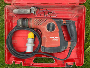Hilti TE 30-AVR Rotary Hammer Drill SDS Plus 110V  Chisel Action.  2067