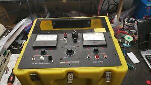 Hipot Tester For Sale. Hipotronics 880pl 80Kvdc Dielectric Tester