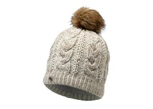 BUFF Darla Cru Knitted & Polar Hat, 116044. Wintermütze, Mütze, 74 % Acryl, 26 %