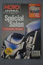 MOTO JOURNAL 1101 BOL d'OR HONDA RC 45 ; Joe Bar Team ; Spécial SALON 1994
