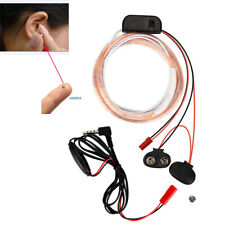New Spy Earpiece Invisible Hidden Wireless Secret Earphone for Mobile Phone
