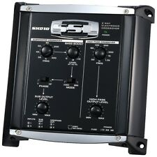 New Soundstorm Sx210 Electronic Crossover With Remote Subwoofer Level Control (2