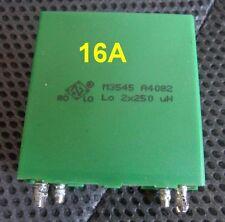 dc choke 16A 250µH Anodenspannung Labornetzgerät Hochspannung Röhrenverstärker