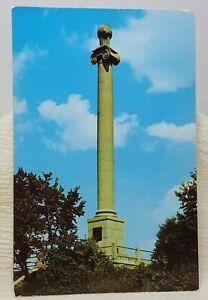 Rumsey Monument Shepherdstown West Virginia Vintage Postcard