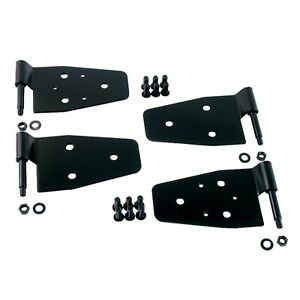 Rugged Ridge 11202.01 Door Hinge Kit Fits 87-06 TJ Wrangler