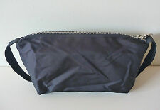 MAC Black Makeup Cosmetics Bag with Side Handles, Small Size, Brand NEW!!
