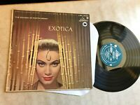 LP EXOTICA SOUNDS OF MARTIN DENNY '57 lrp3034 mono rare lounge jazz jungle islan