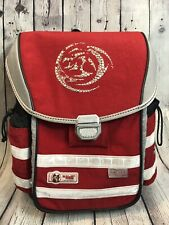 McNeill Ergo Light 2 Satchel Chip Backpack Schoolbag Children Youth Germany Red
