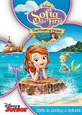 Sofia the First ~ The Floating Palace ~ BRAND NEW DVD ~ IN STOCK & SHIPS FAST
